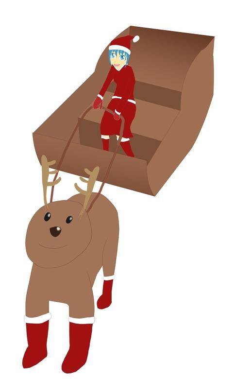 クリスマス01 - コピー